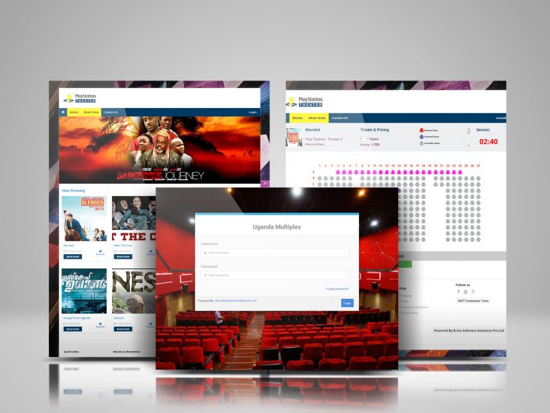 Multiplex Theater Portal