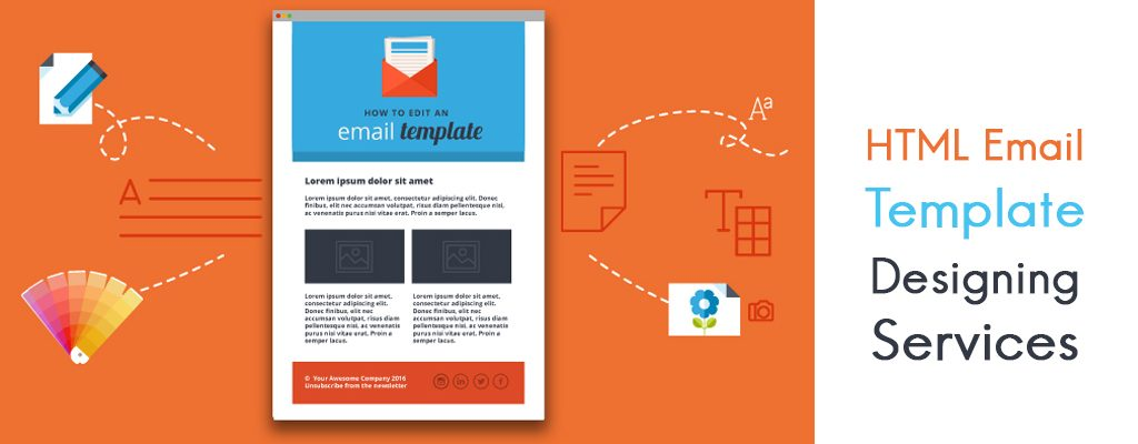 Email Template Designing Company in Chennai