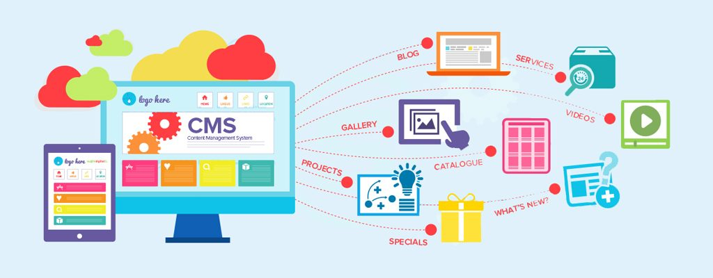 CMS Web Development Company in Chennai