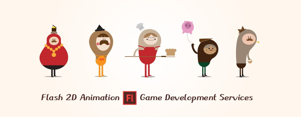 Flash Animation Game Development Services in Chennai