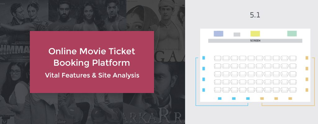 Multiplex movie ticket booking