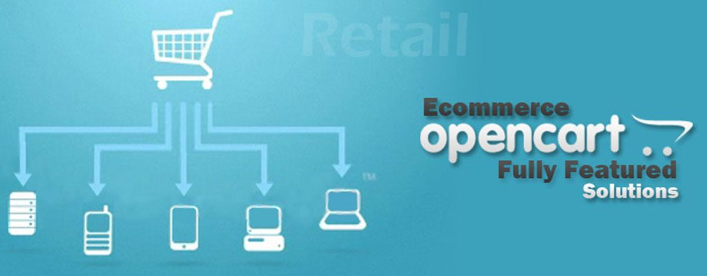Opencart Ecommerce Website Framework